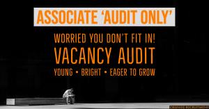 Associate Audit Only vacancy RA CPA Utrecht